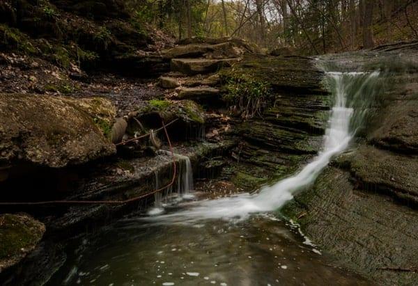 Fall Run Falls in Pittsburgh - The Closest Waterfall to ...