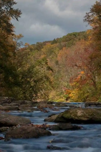 Visiting the Wissahickon Gorge in Philly