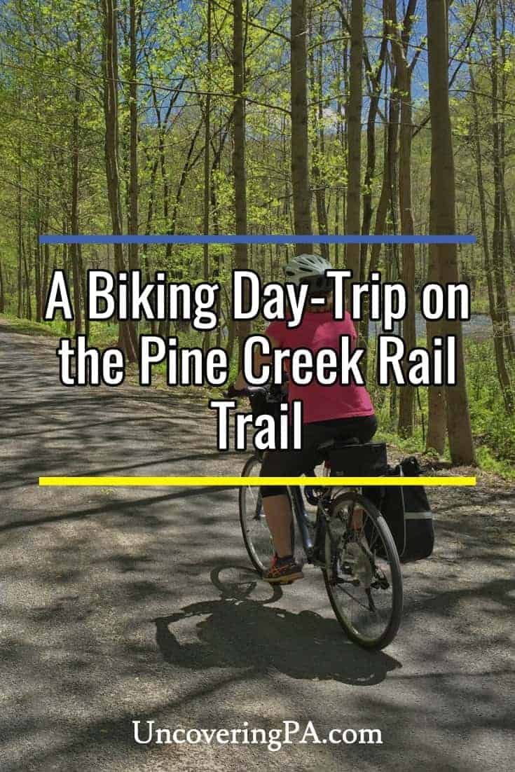 Tips for biking the Pine Creek Rail Trail through the Pennsylvania Grand Canyon
