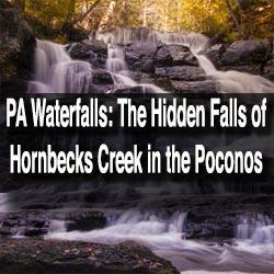 Hornbecks Creek Waterfalls
