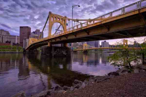 Bridges in Pittsburgh - Facts about Pittsburgh, PA
