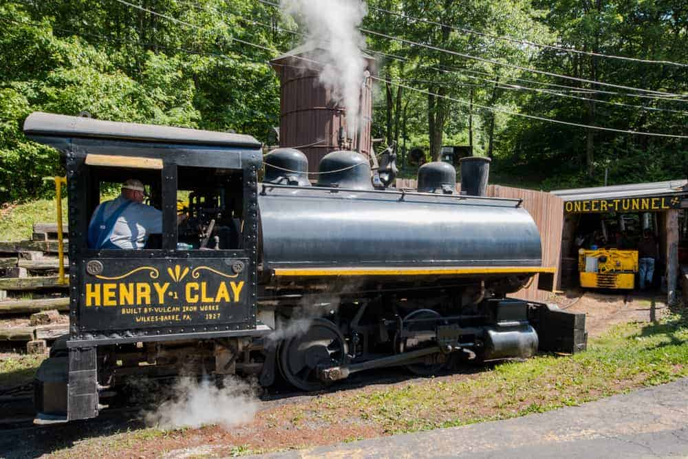 Tour A Coal Mine In Pa