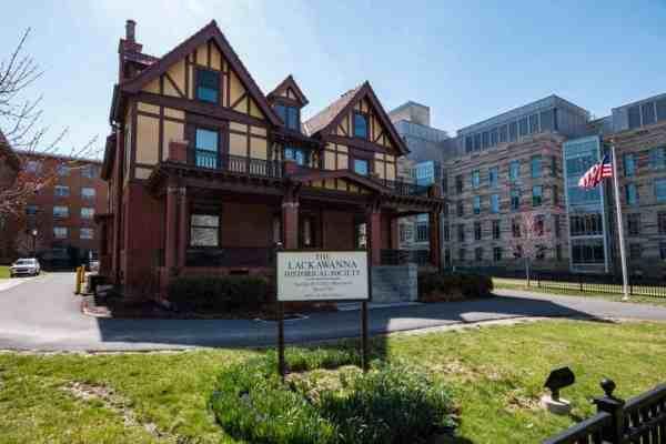 Visiting the Lackawanna Historical Society Museum in Scranton, PA