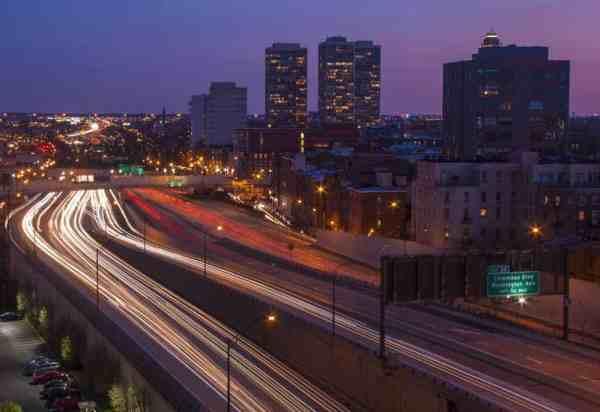 Where to shoot photos in Philly: Benjamin Franklin Bridge