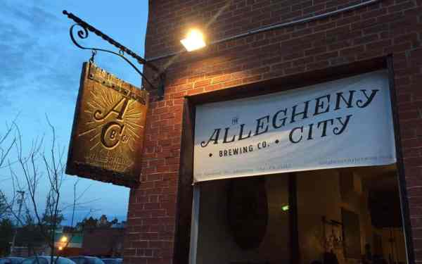 Best Breweries in Pittsburgh: Allegheny City Brewing Company