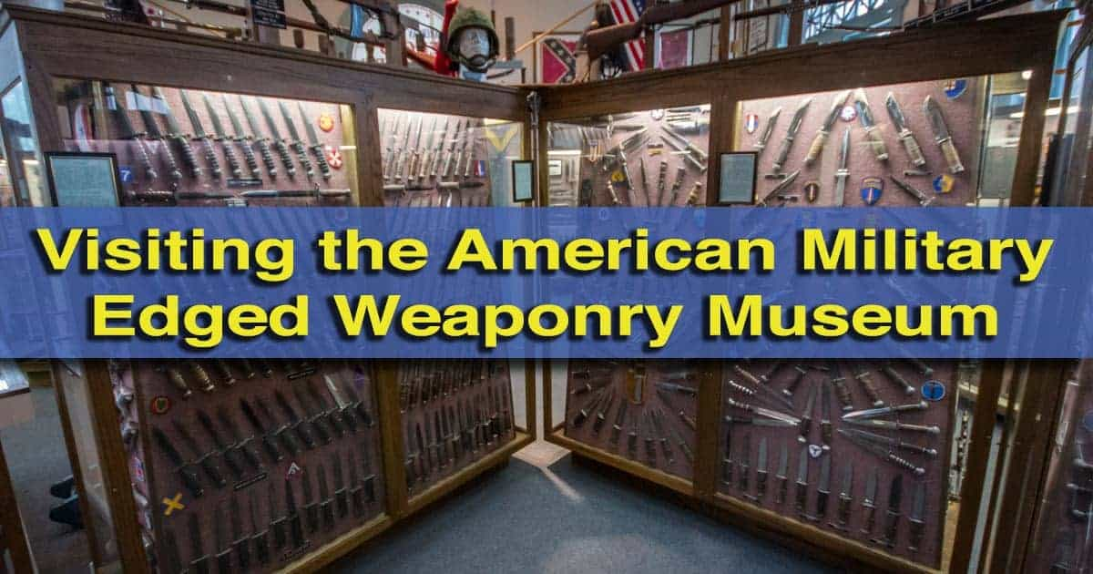 American Military Edged Weaponry Museum in Intercourse, Pennsylvania