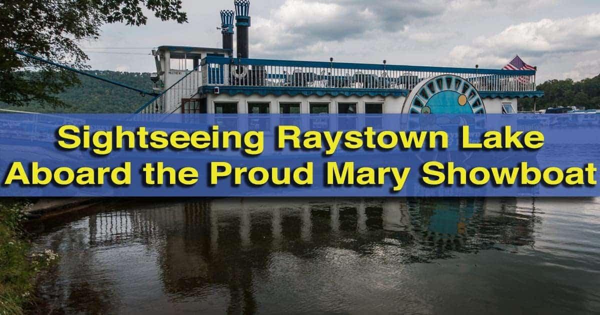 Proud Mary Showboat: Raystown Lake Sightseeing Cruise