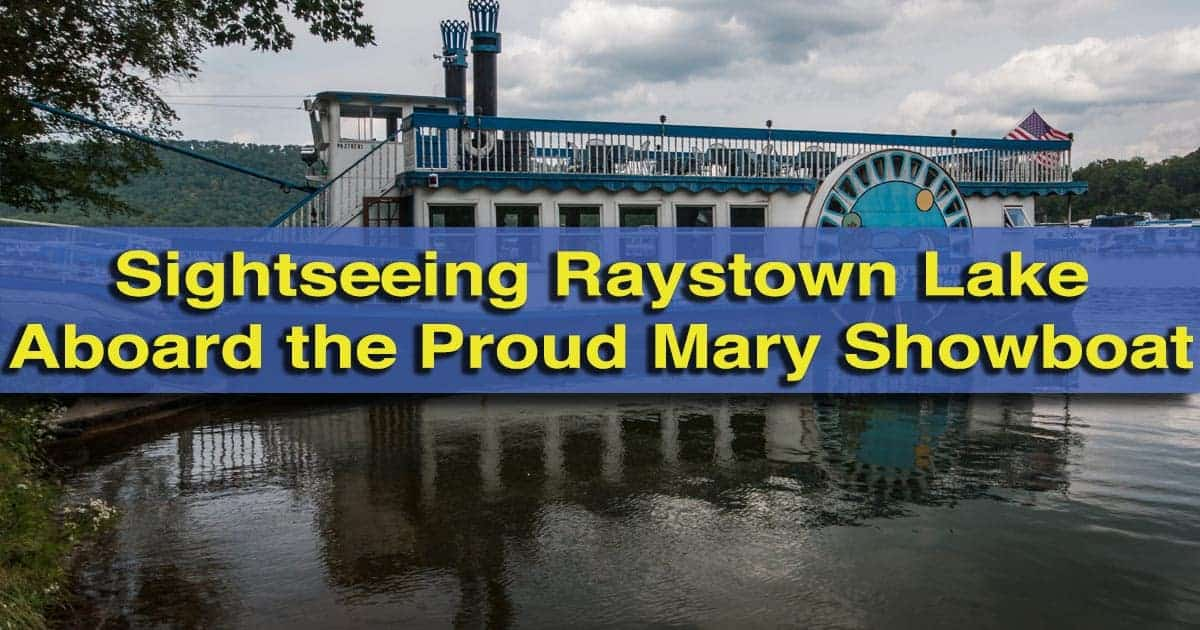 Proud Mary Showboat: Raystown Lake Sightseeing Cruise