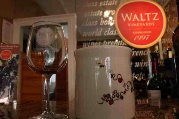 Waltz Vineyard Baron Red wine