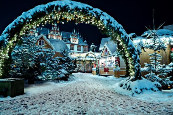 Reasons to visit PA in December: St. James European Christmas Market
