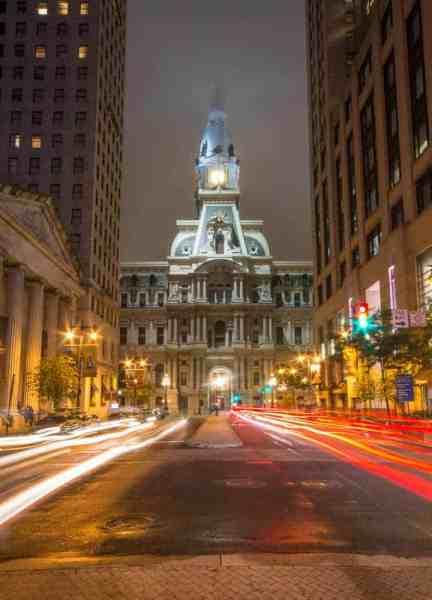 Top Pennsylvania Photos of 2017: Philadelphia City Hall