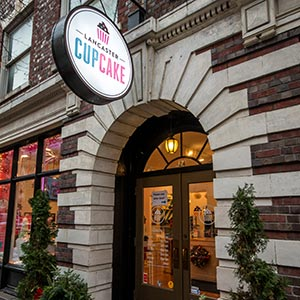 Lancaster Cup Cake - Budget places to eat in Lancaster, PA