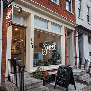Lancaster Sweets Shoppe - Best places to eat in Lancaster, PA
