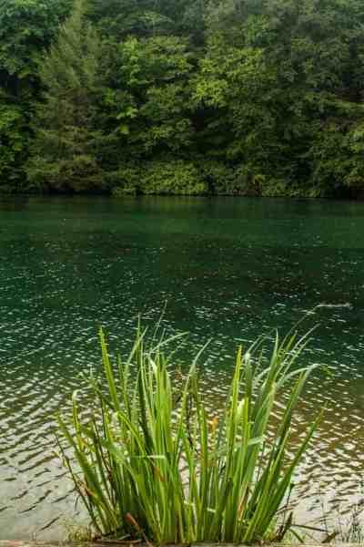 Kooser Lake in Somerset County, PA