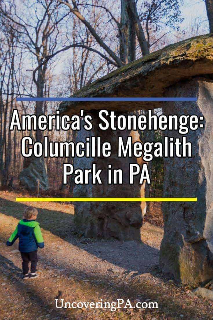 America's Stonehenge: Columcille Megalith Park in Pennsylvania