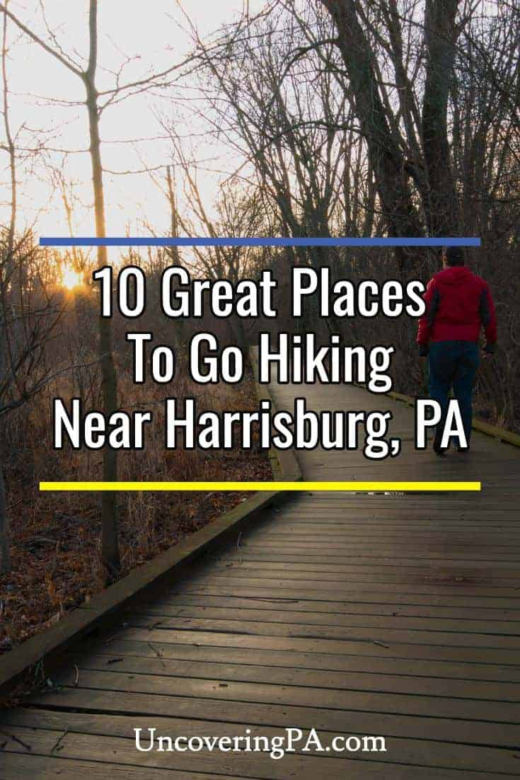 10 great place to enjoy the outdoors and go hiking near Harrisburg, PA
