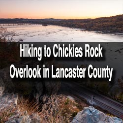 Chickies Rock in Lancaster, PA
