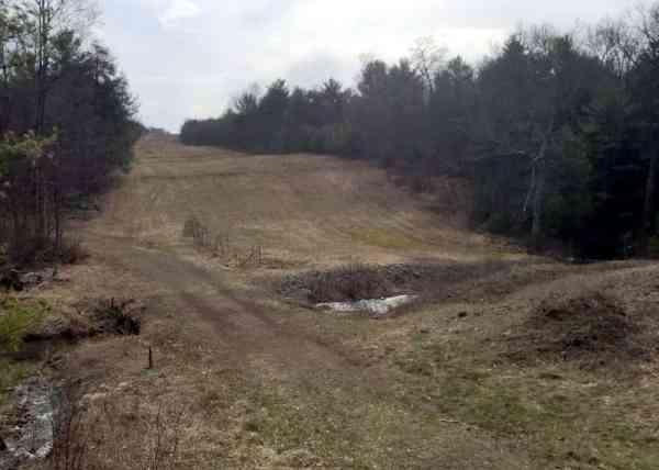 Hiking the Jarrett Trail in McConnellsburg, Pennsylvania