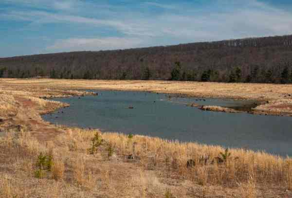 Meadow Grounds Lake in McConnellsburg, Pennsylvania