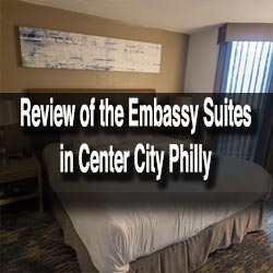 Embassy Suites in Center City Philadelphia, PA
