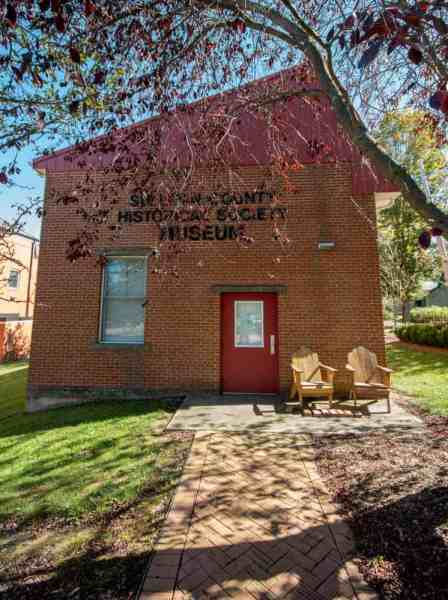 Review of the Sullivan County Historical Society Museum in Laporte, PA