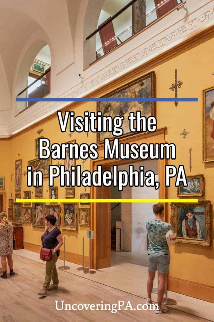 Review of the Barnes Museum in Philadelphia, Pennsylvania