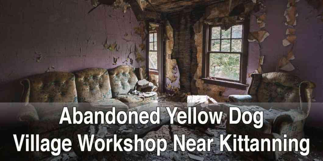 Yellow Dog Village Workshop in western Pennsylvania