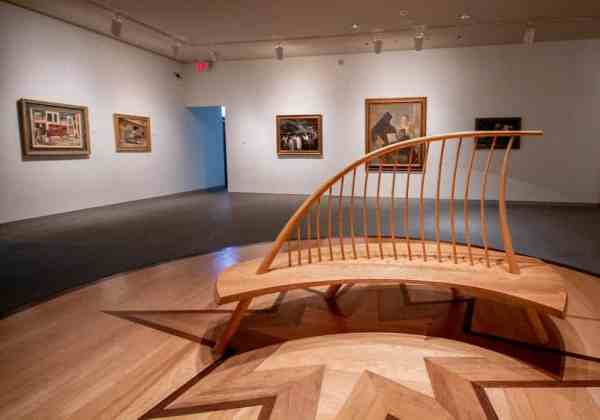 Review of the James A. Michener Museum in Doylestown, Pennsylvania