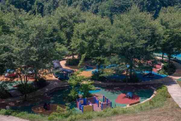 Smith Memorial Playground is the best playground in Philadelphia