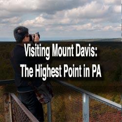 Mount Davis in PA