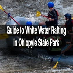 Rafting in Ohiopyle PA