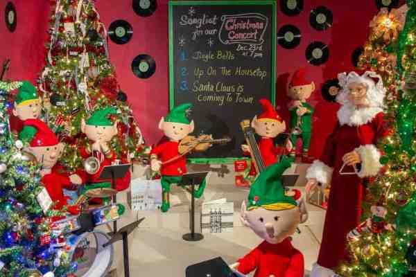 Christmas at Kraynak's in Mercer County, Pennsylvania