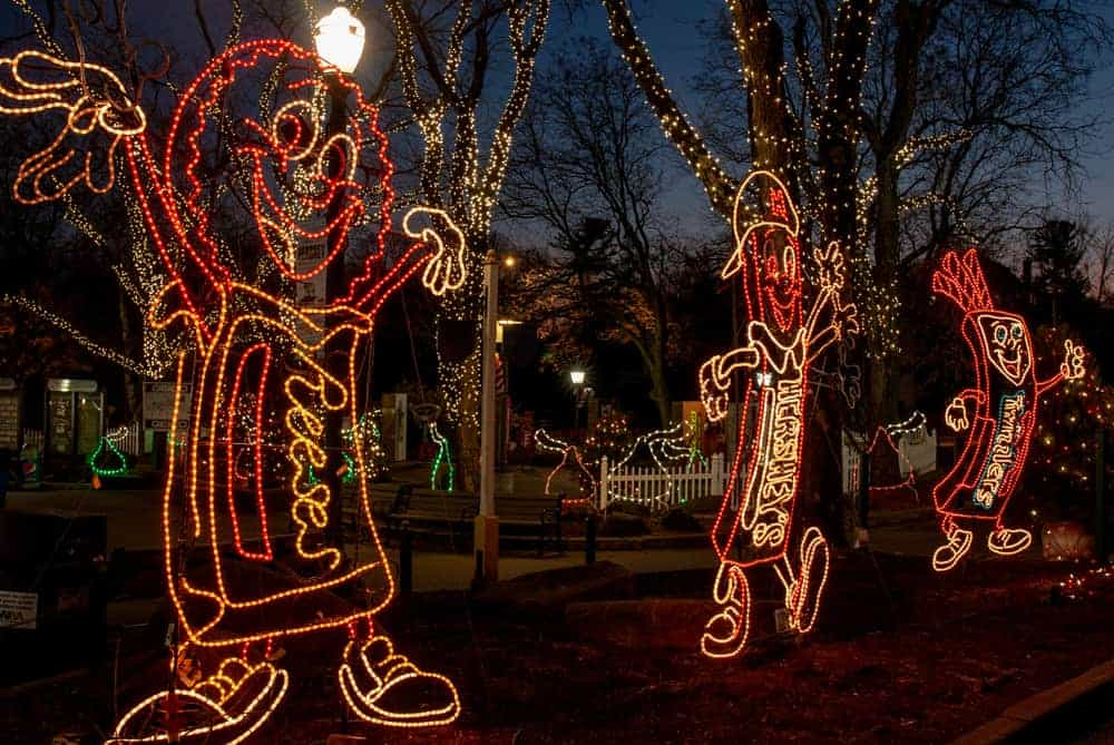 Review of Hersheypark Christmas Candylane in Hershey, PA