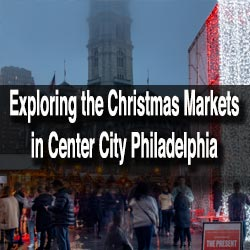 Christmas Markets in Philly