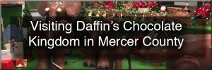 Daffins Chocolate Kingdom in Mercer County PA