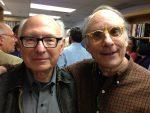 Rich Hendel, Bob Cantwell (photo by William Ferris)