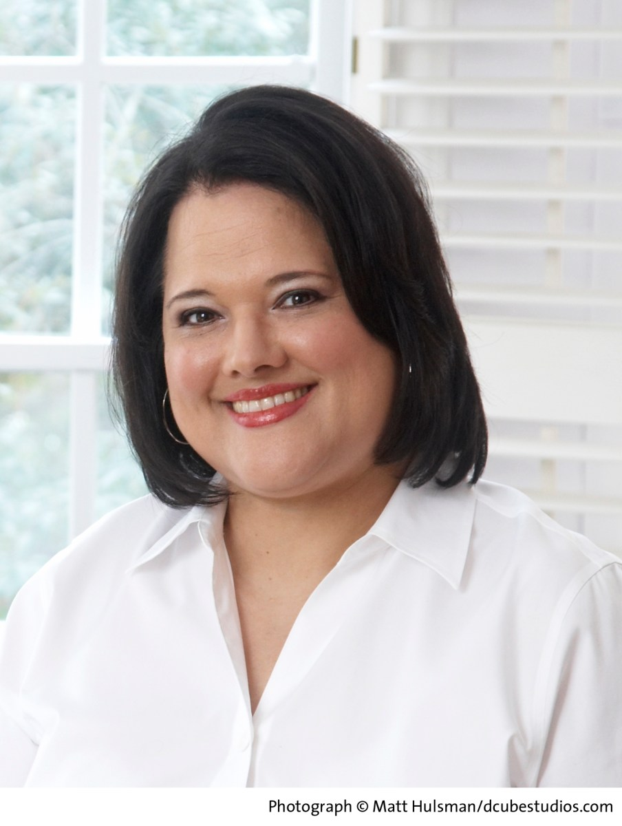 Sandra A. Gutierezz, author of Latin American Street Food