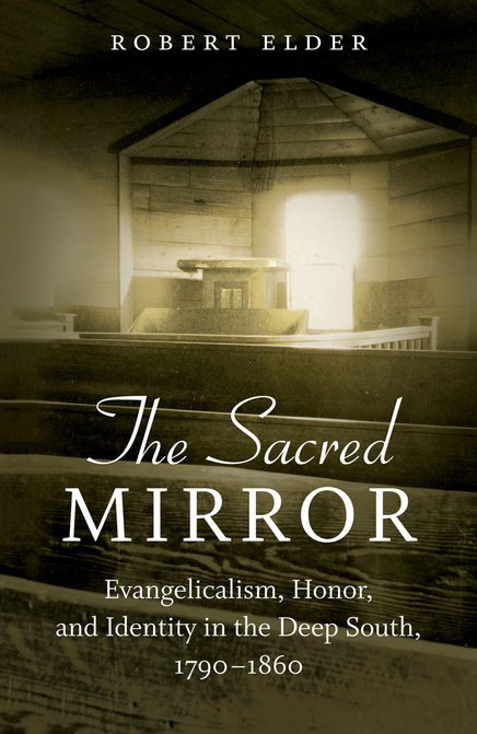 Cover image of the Sacred Mirror