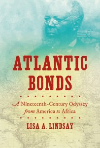 cover art for atlantic bonds by lisa lindsay