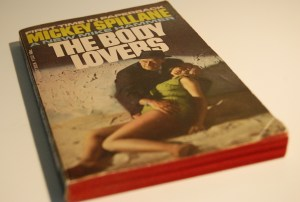 Mickey Spillane: The Body Lovers