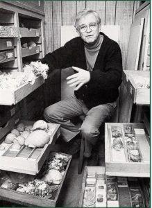 Mr. Seashell aka Hugh Porter