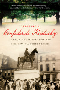 Marshall: creating a confederate kentucky