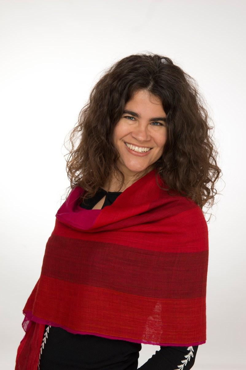 Stephanie Elizondo Griest author photo