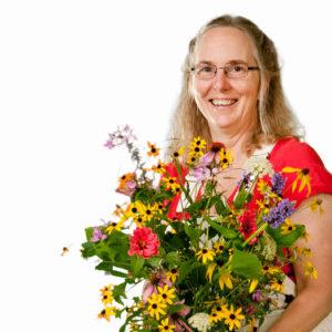 Lucy K. Bradley, co-editor of the North Carolina Extension Gardener Handbook