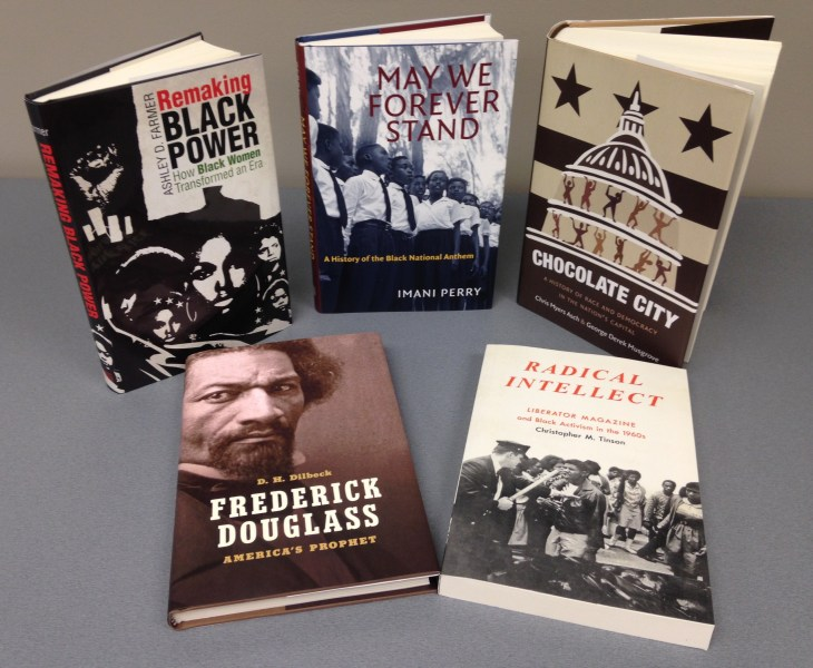 Enter to win this set of new UNC Press books!