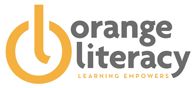 Orange Literacy logo