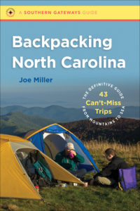 Backpacking North Carolina, by Joe Miller