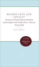 Beyond Love and Loyalty, by Thomas Wolfe