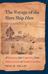 Cover of The Voyage of the Slave Ship Hare