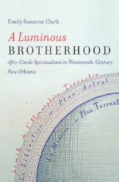 A Luminous Brotherhood, by Emily Suzanne Clark, cover image